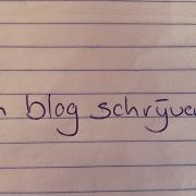 Bloggen doe je zo! ik heb het boek vast gelezen voor je.